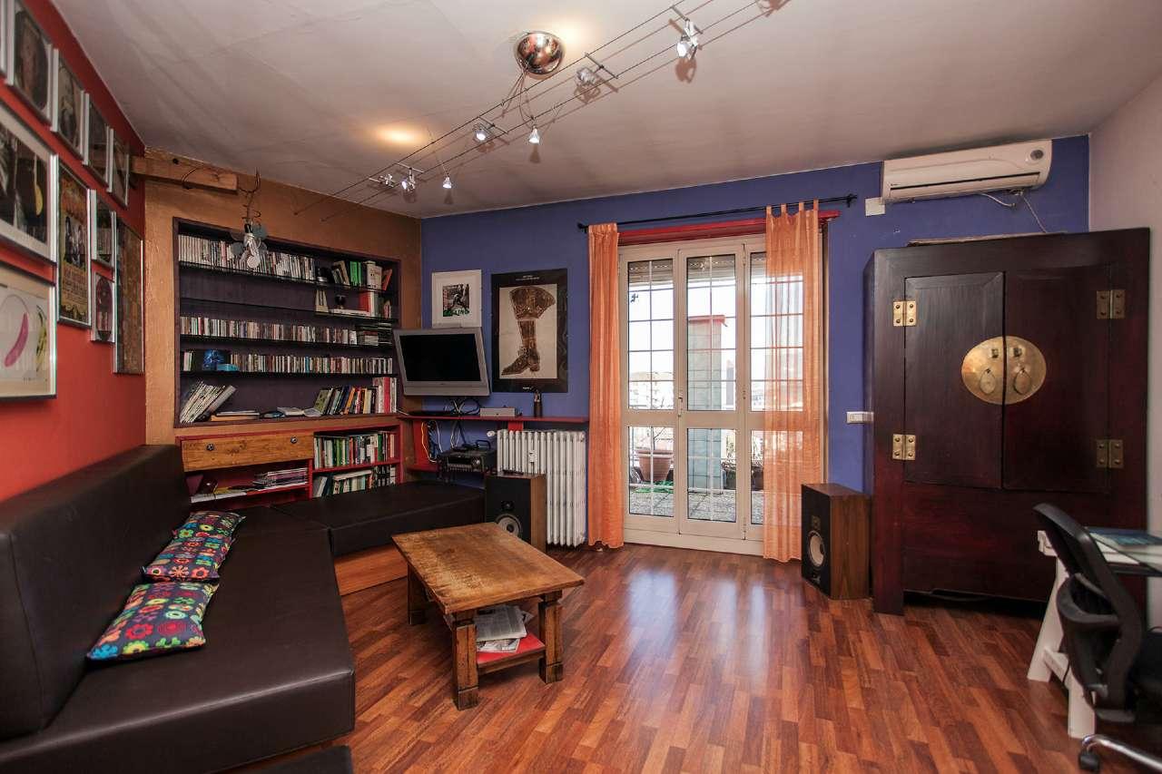 Attico / Mansarda in affitto a Torino, 3 locali, zona Zona: 7 . Santa Rita, prezzo € 750 | CambioCasa.it