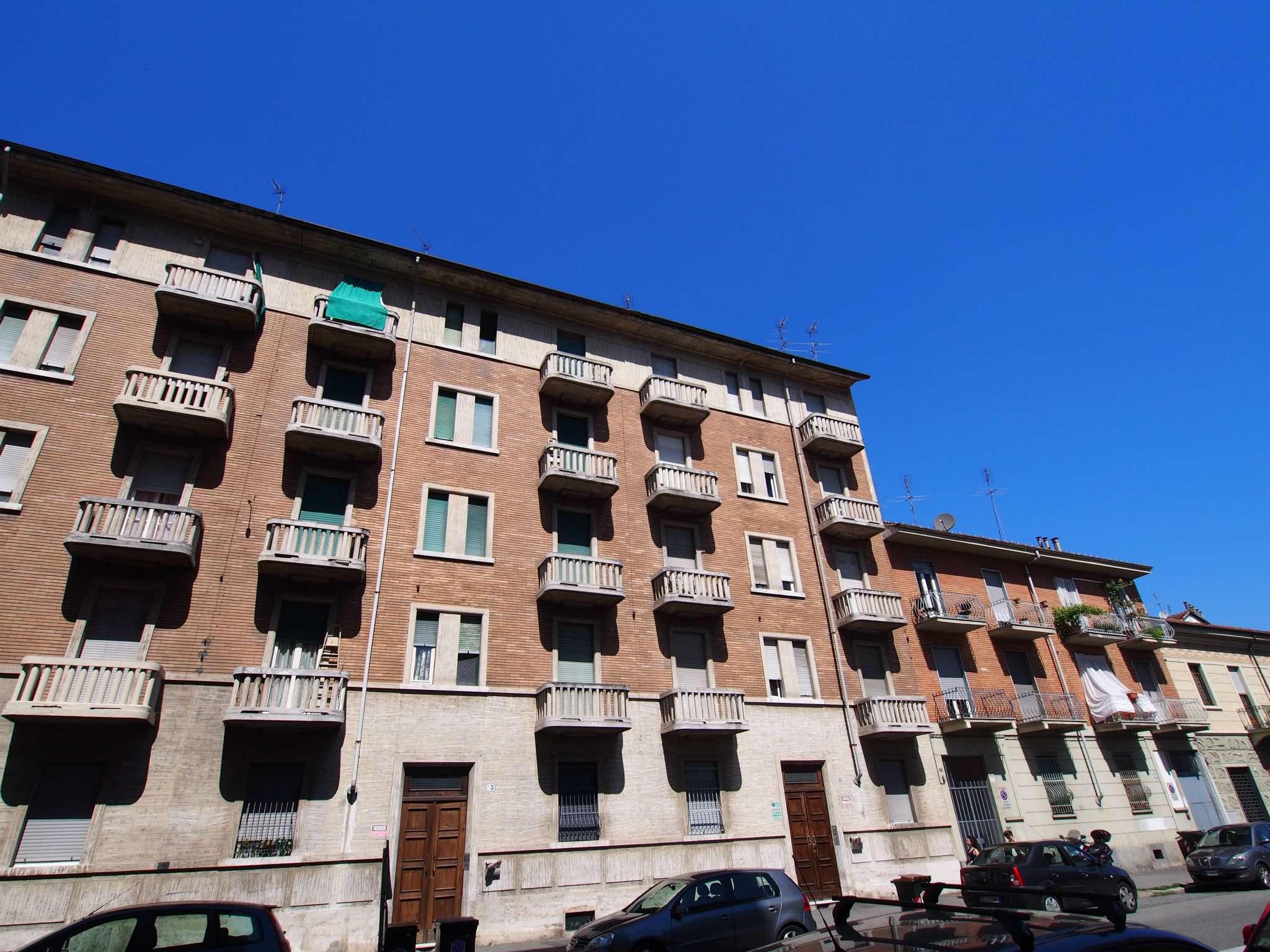 Bilocale Torino Via Borsi 1