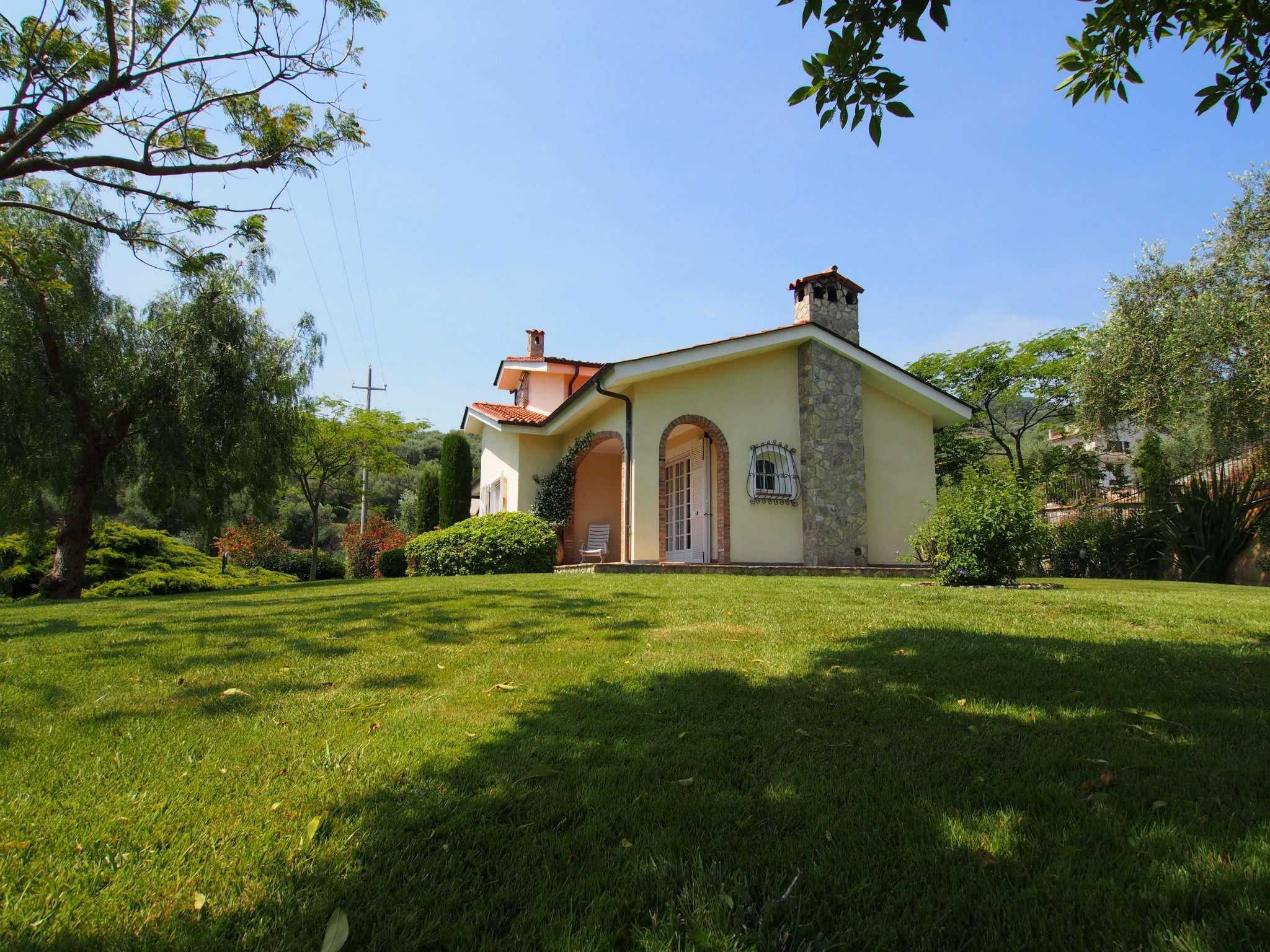 Villa in vendita strada Torrazza 31 Imperia