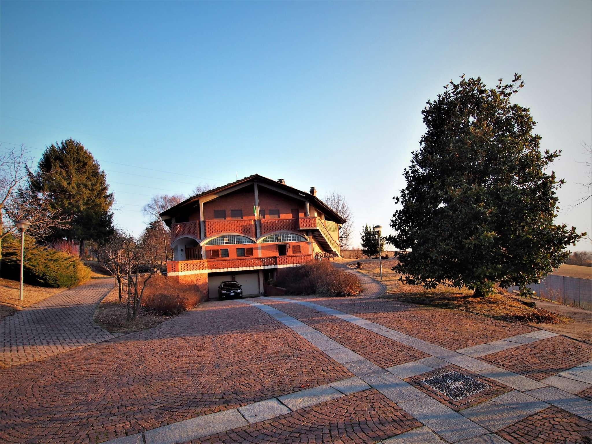 Villa in vendita via Podio 44 Pino Torinese