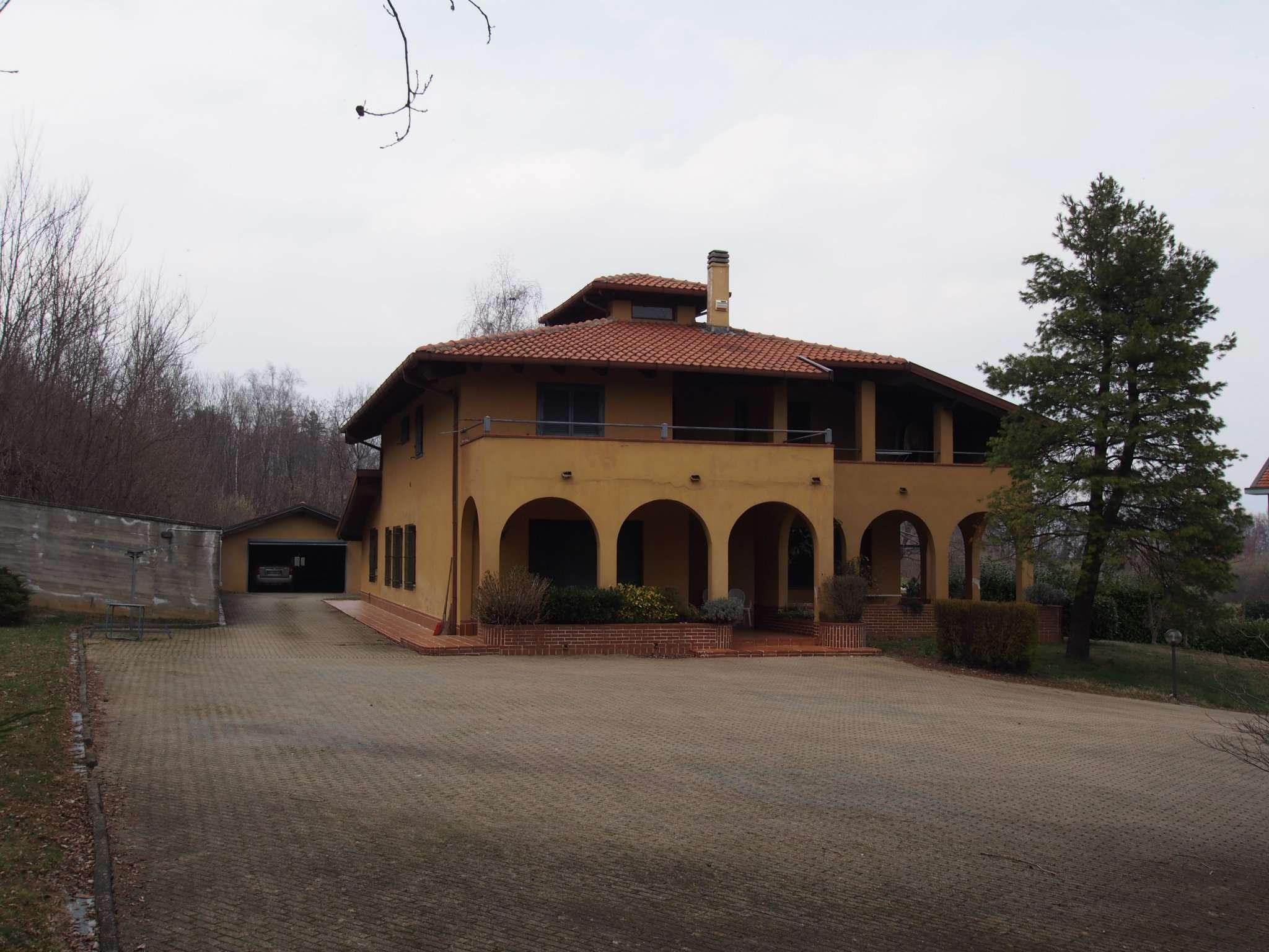 Villa in vendita via Monasterolo 70 Cafasse