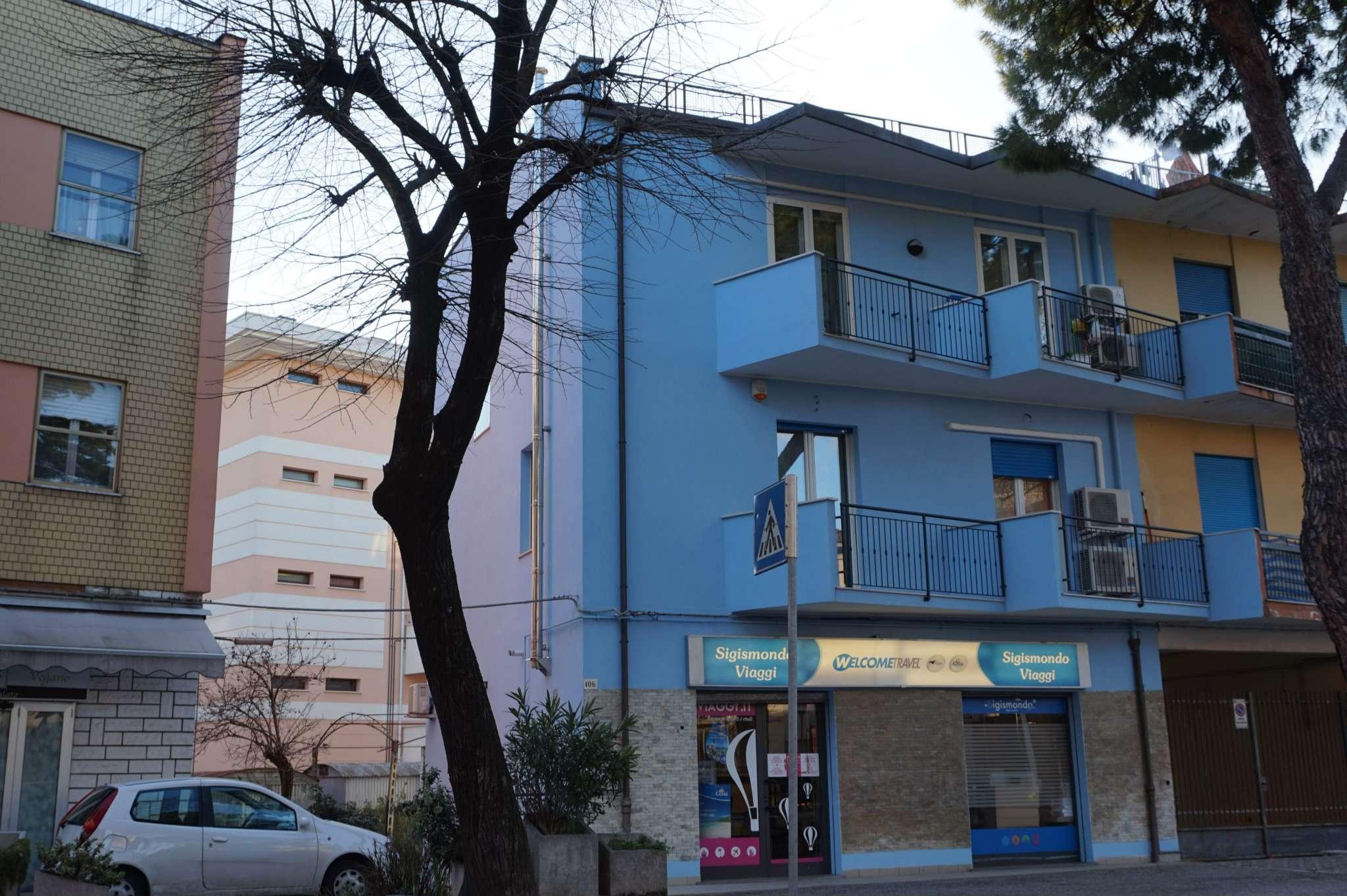 Appartamento in vendita via Coletti 106 Rimini
