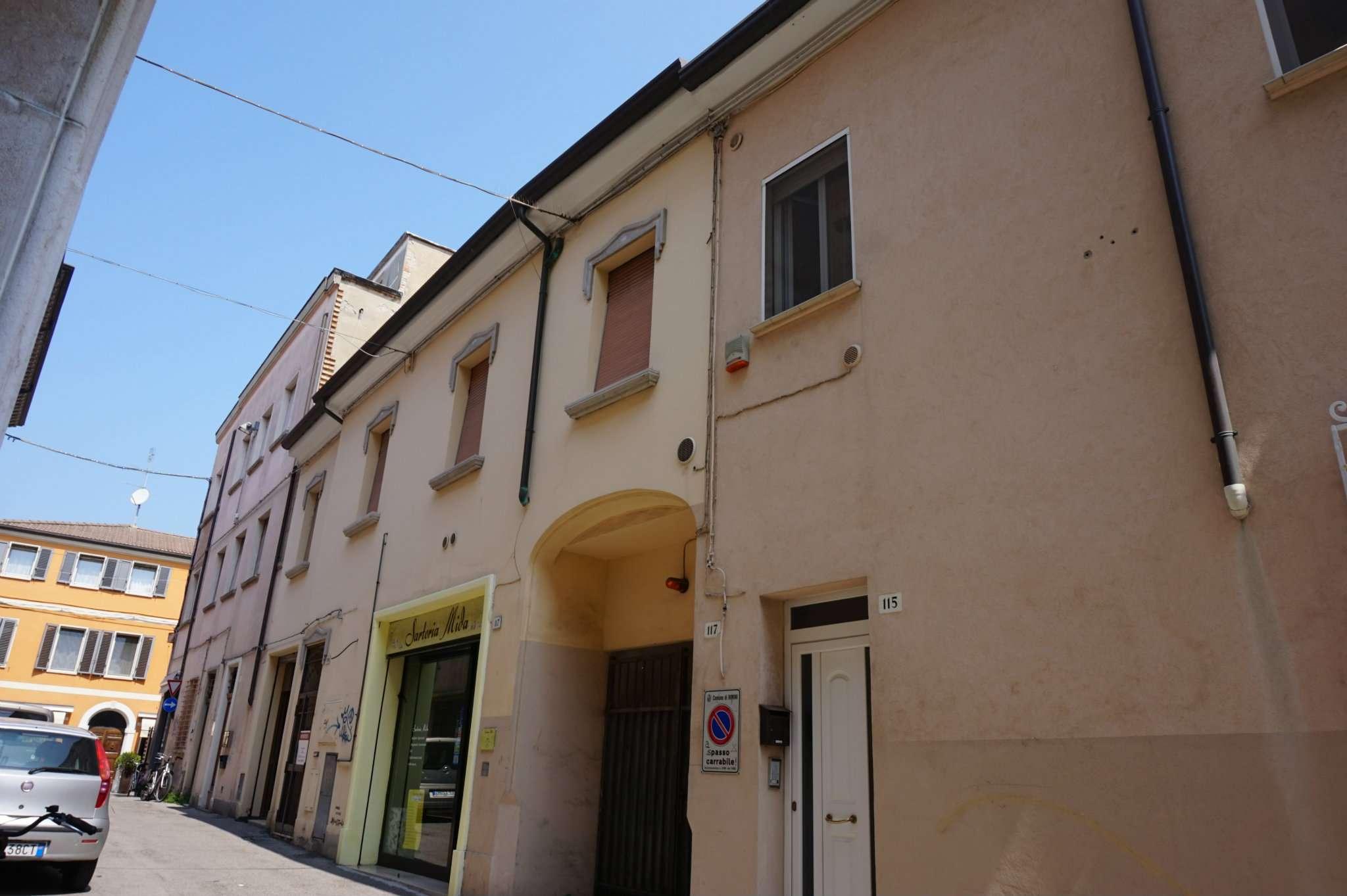 Casa Indipendente in vendita via Santa Chiara 119 Rimini