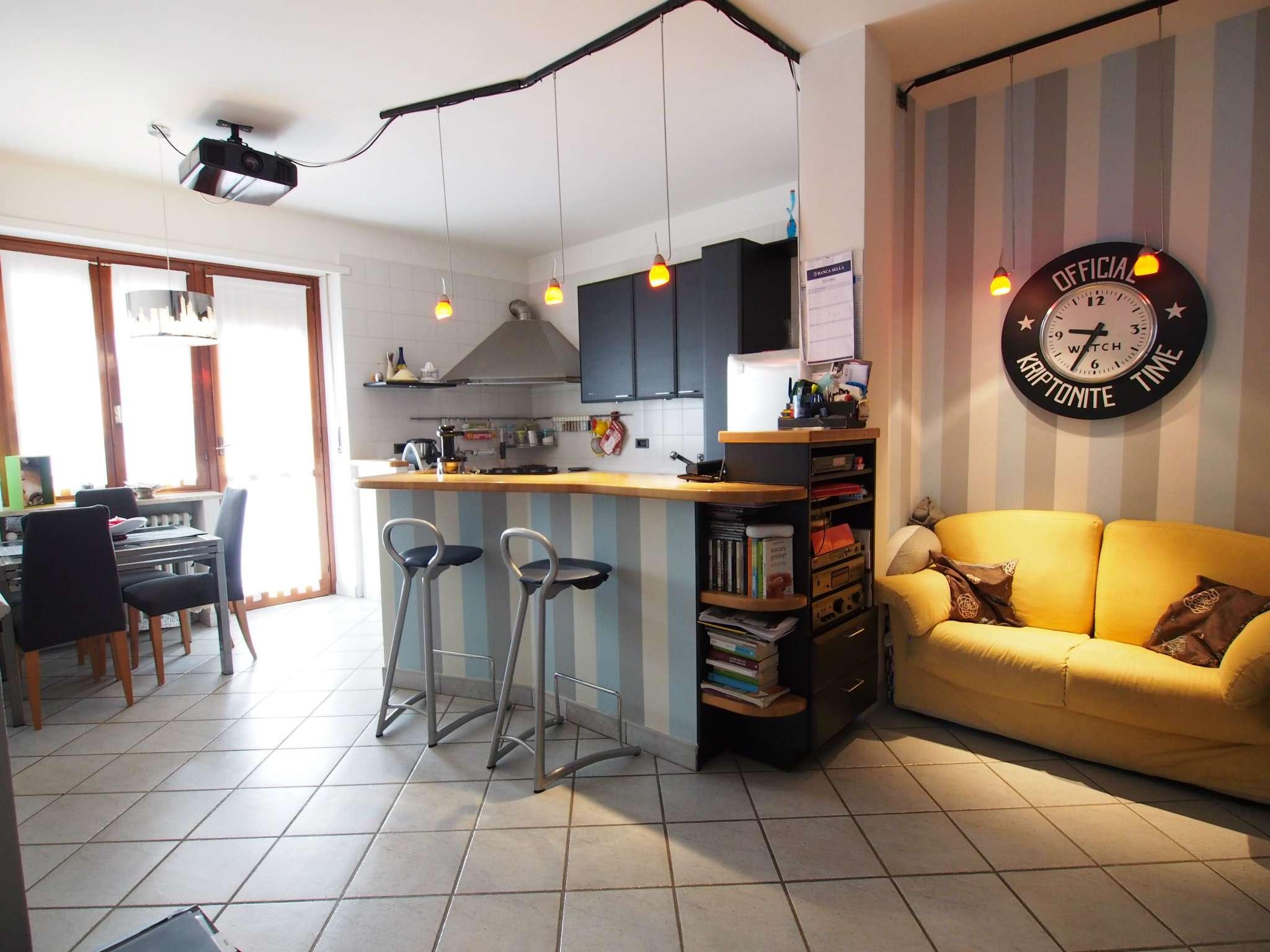 Appartamento in vendita via Rivoli 61 Rosta