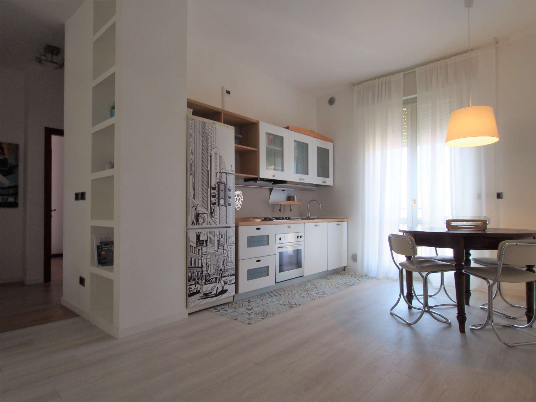Foto 2 di Appartamento piazza Ferrari, Rimini