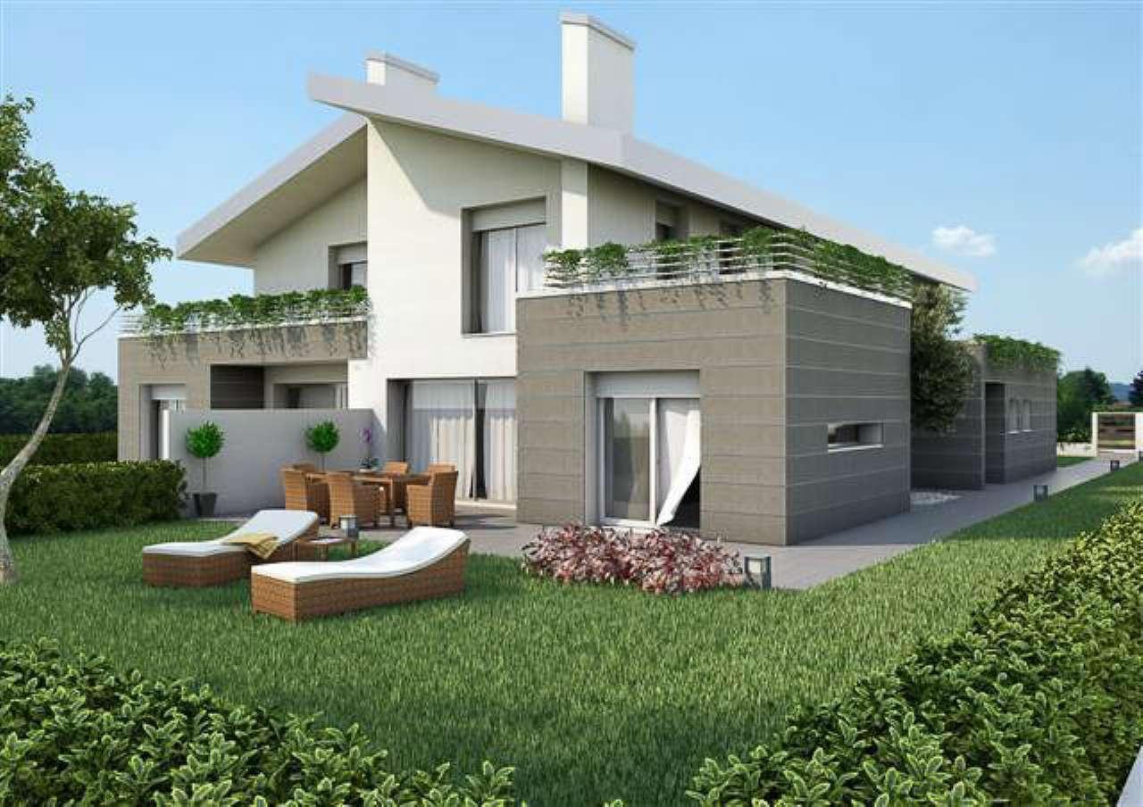 Vigheffio monofamiliari e bifamiliari di nuova for Moderni disegni di case a due piani