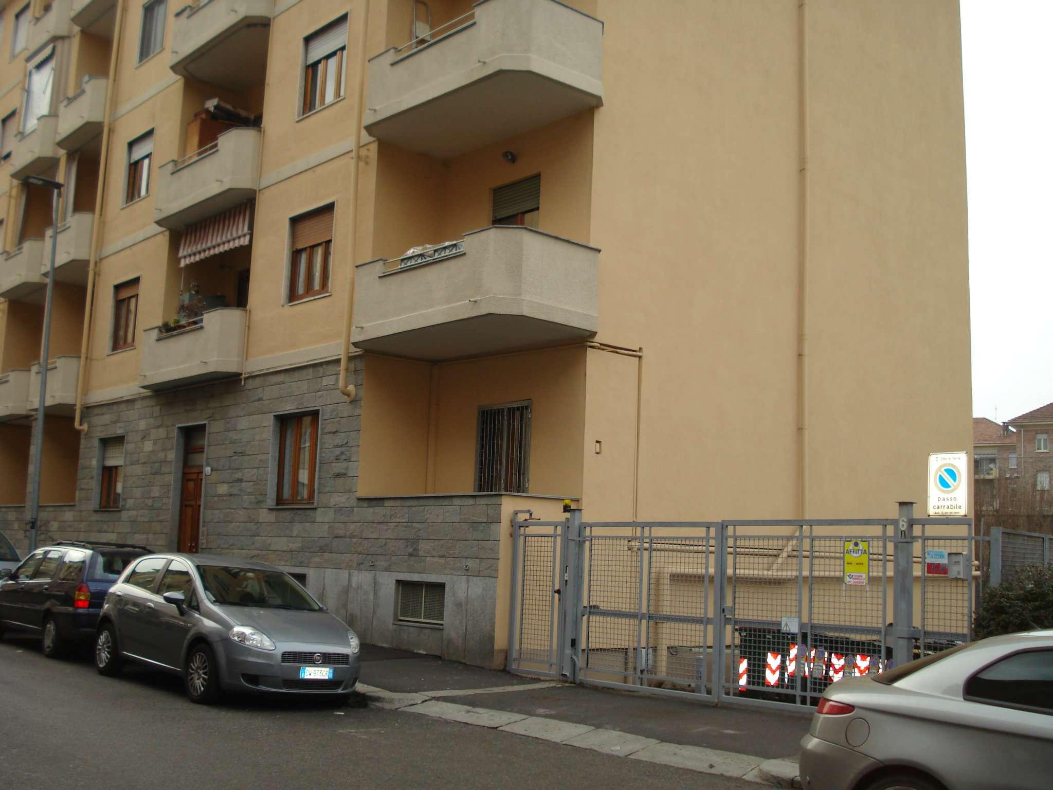 Box/Garage in affitto Zona Mirafiori - via De Maistre 6/A Torino
