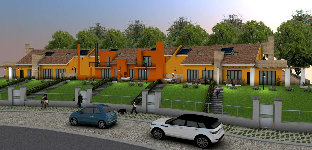 Immagine immobiliare ECO VILLAGGIO Pino Torinese - Eco Villaggio