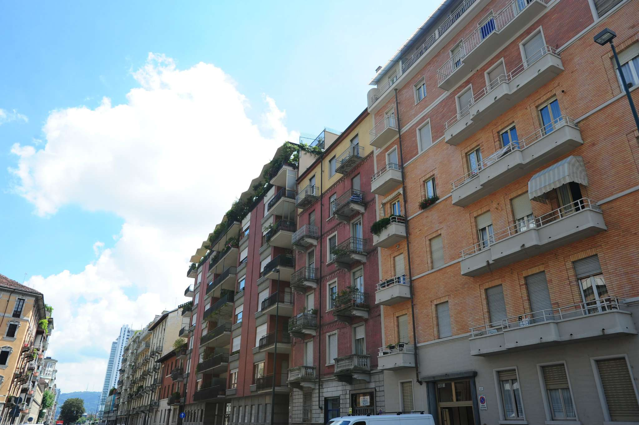 Appartamento in affitto Zona Cit Turin, San Donato, Campidoglio - Cialdini 23 Torino