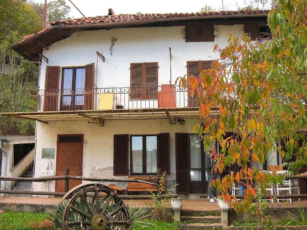 Soluzione Indipendente in vendita a Rocca Canavese, 5 locali, prezzo € 130.000 | Cambio Casa.it