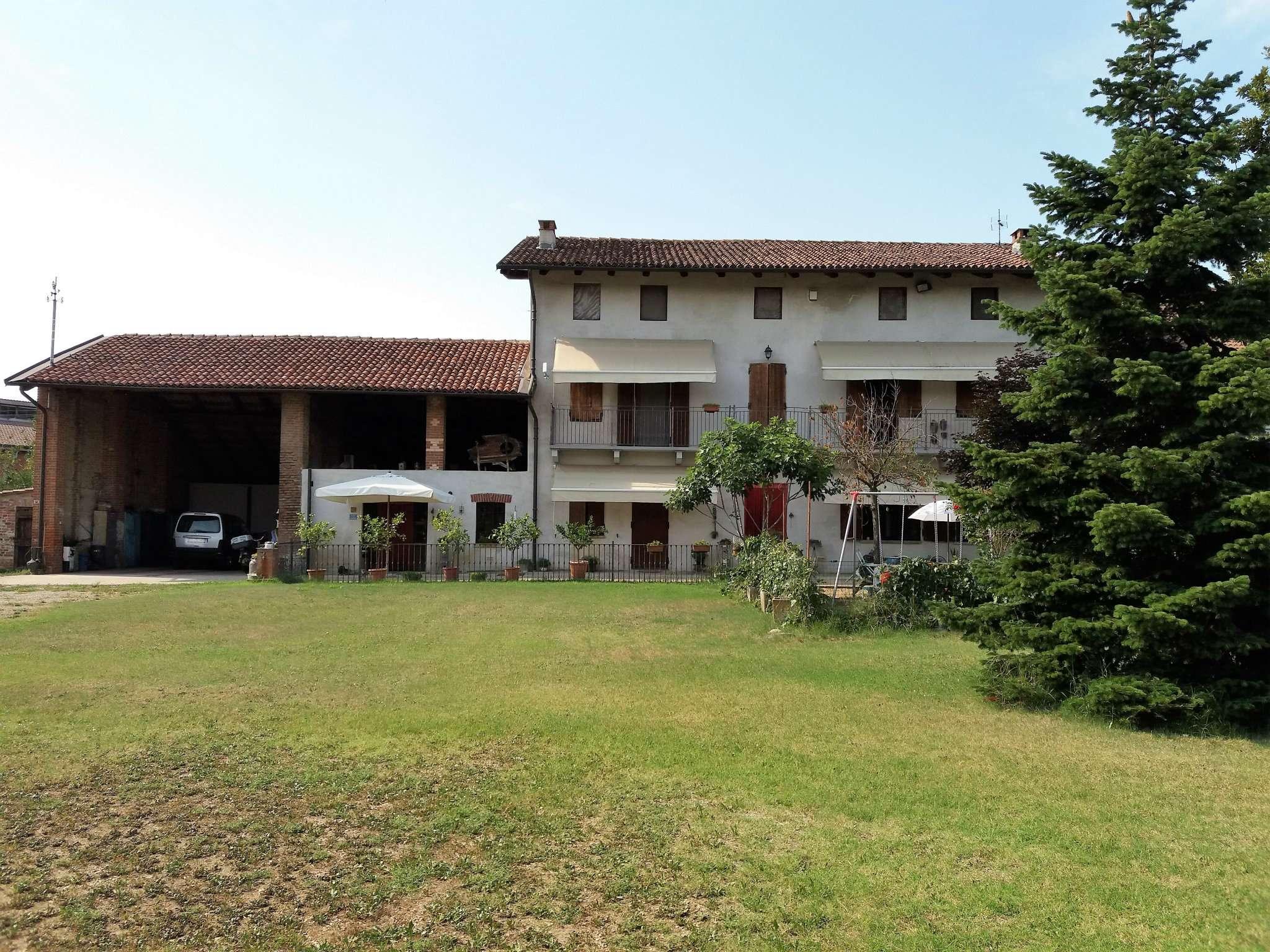 Foto 1 di Casa indipendente via CANONICO CHICCO, Carmagnola