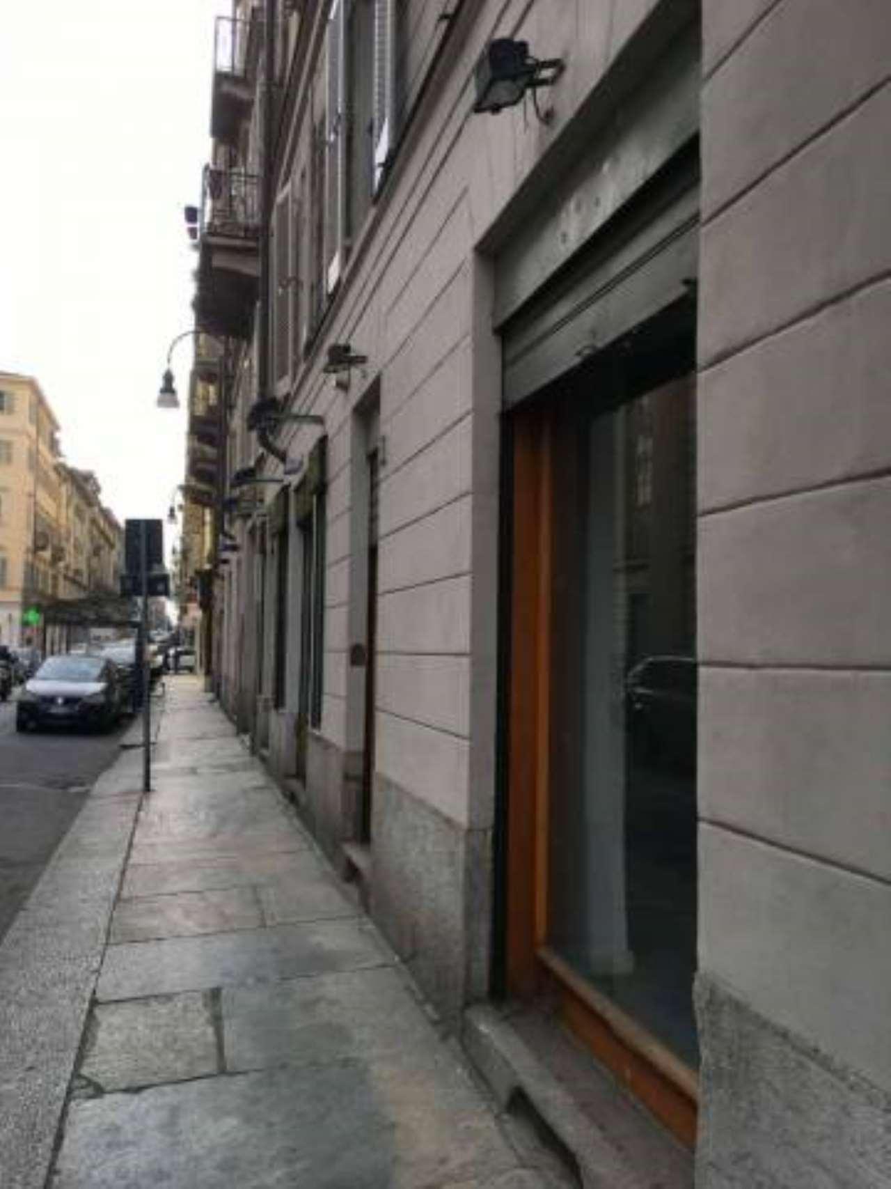 Negozio in affitto Zona Centro - via San Massimo Torino