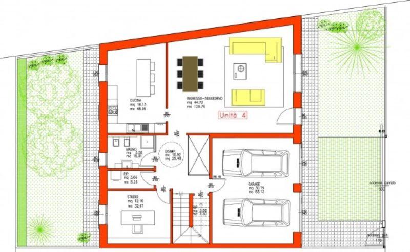 Villa in vendita a Saonara, 6 locali, prezzo € 340.000 | Cambio Casa.it