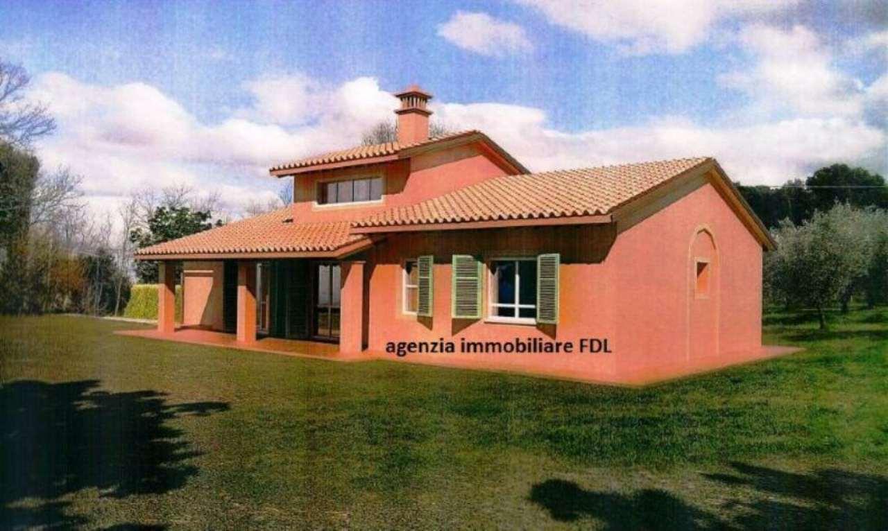 Terreno Edificabile Residenziale in vendita a Capannoli, 8 locali, Trattative riservate | CambioCasa.it