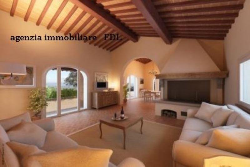 Villa in vendita a Casciana Terme Lari, 5 locali, prezzo € 250.000 | Cambio Casa.it