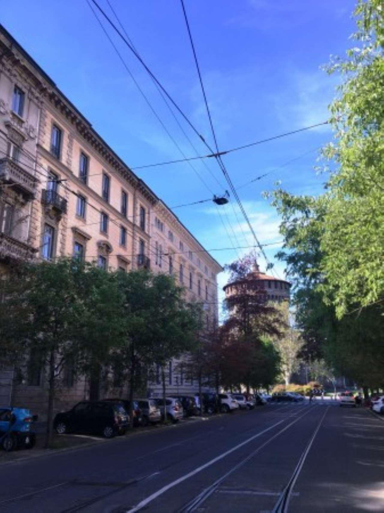 Foto 2 di Ufficio piazza Castello, Milano (zona Centro Storico)