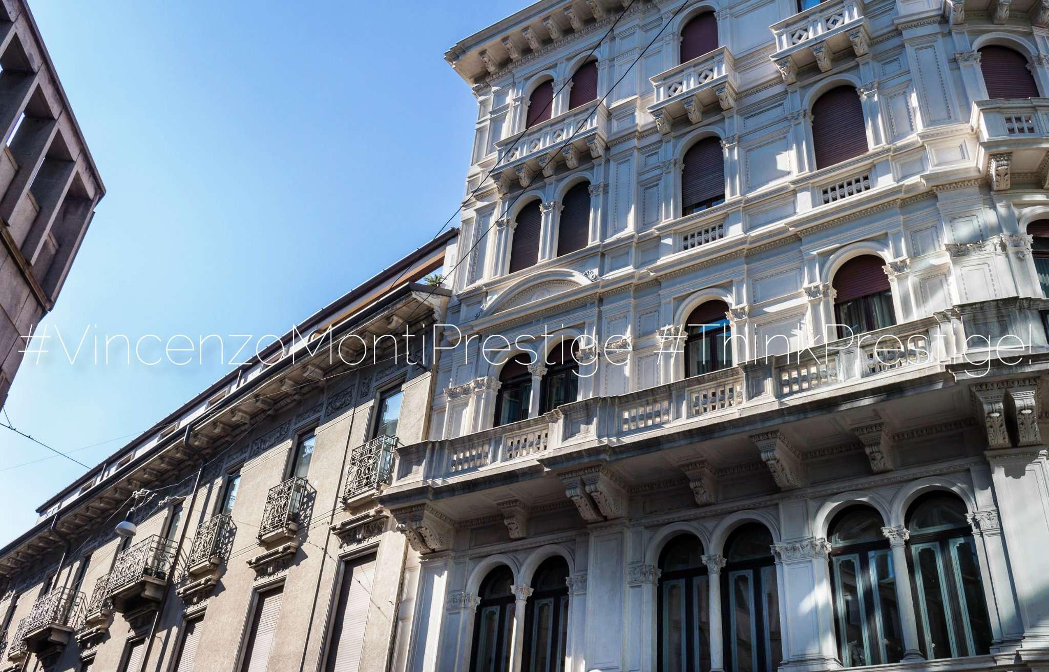 Appartamento di lusso in vendita a milano via via clerici for Vendita immobili di lusso milano