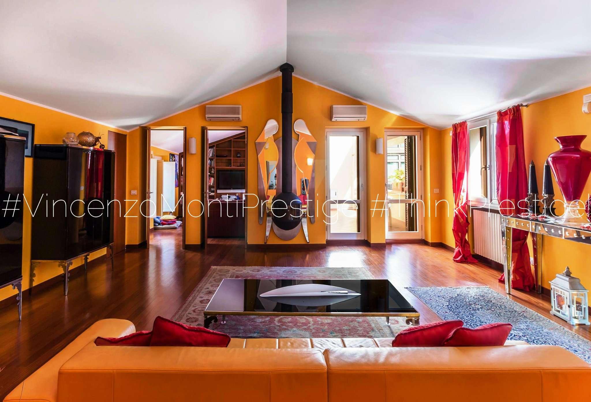 Appartamento in Vendita a Milano: 5 locali, 210 mq - Foto 4