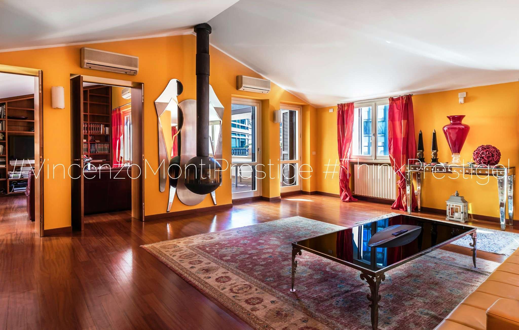 Appartamento in Vendita a Milano: 5 locali, 210 mq - Foto 3