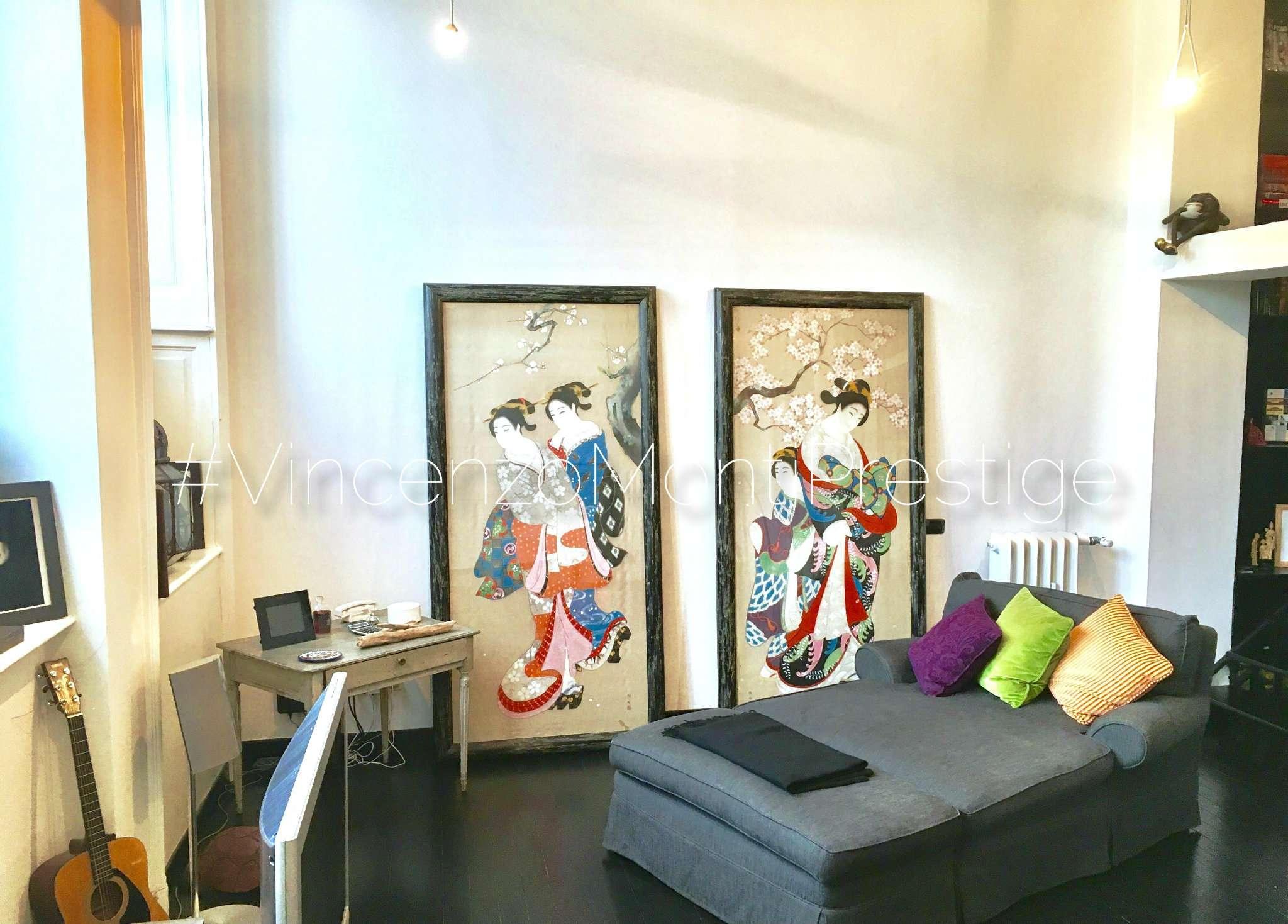 Appartamento di lusso in vendita a milano via francesco for Vendita immobili di lusso milano