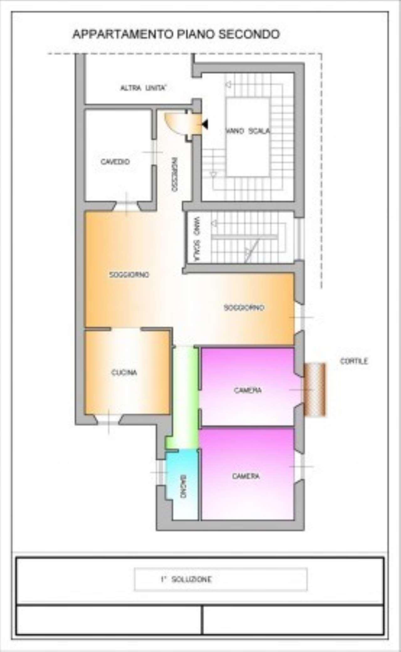 Appartamento in Vendita a Milano: 3 locali, 120 mq - Foto 3