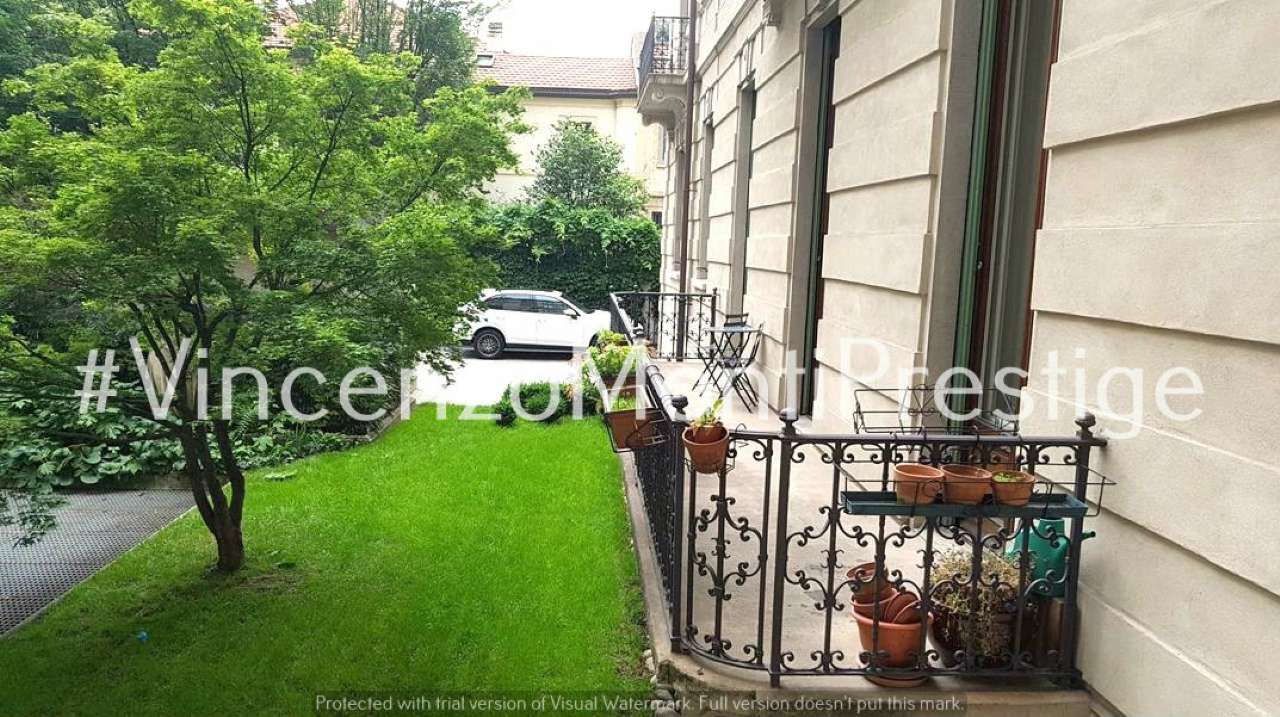 Appartamento in Affitto a Milano 08 Vercelli / Magenta / Cadorna / Washington: 5 locali, 240 mq