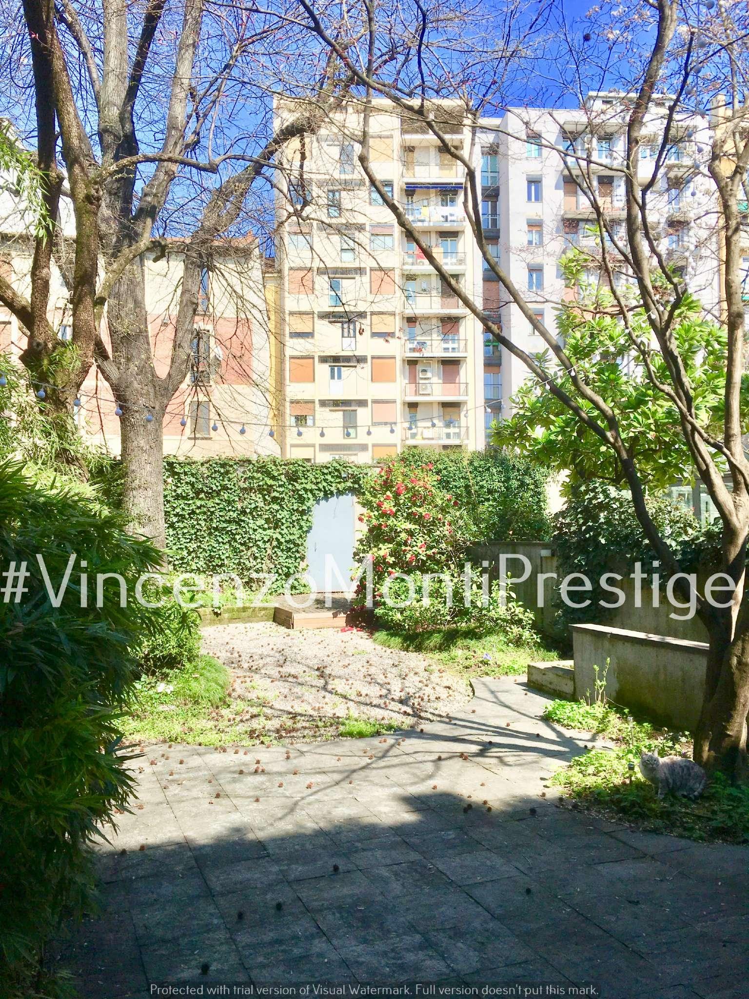 Villetta in Affitto a Milano 08 Vercelli / Magenta / Cadorna / Washington: 5 locali, 300 mq