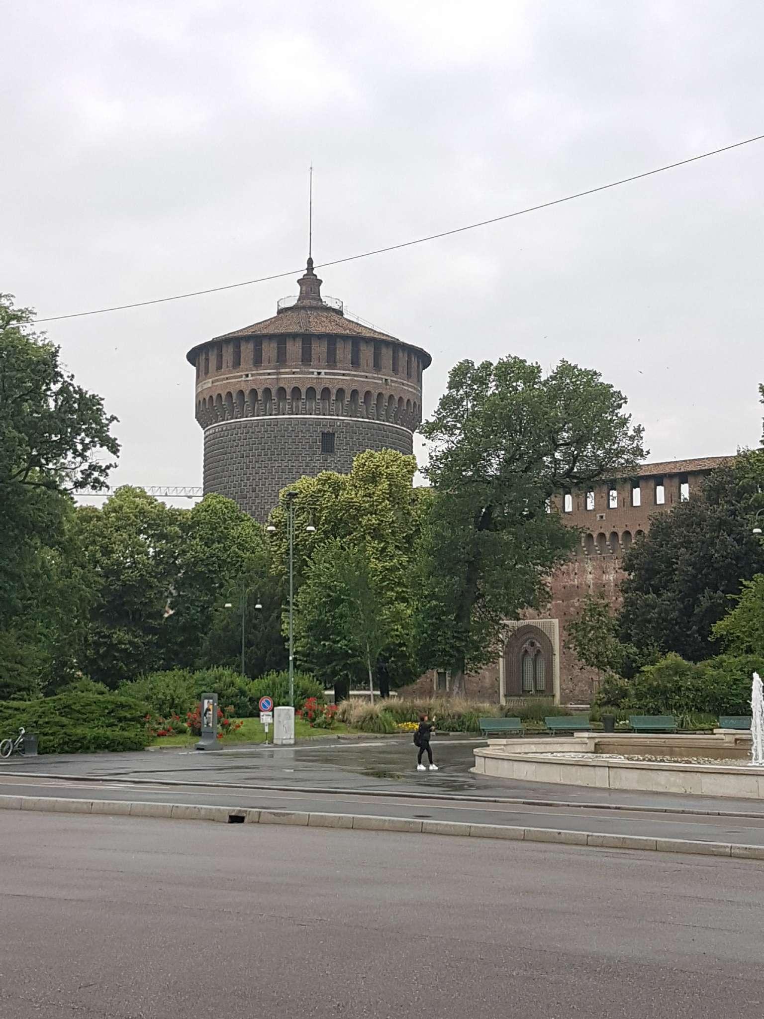 Ufficio-studio in Affitto a Milano 08 Vercelli / Magenta / Cadorna / Washington: 3 locali, 110 mq