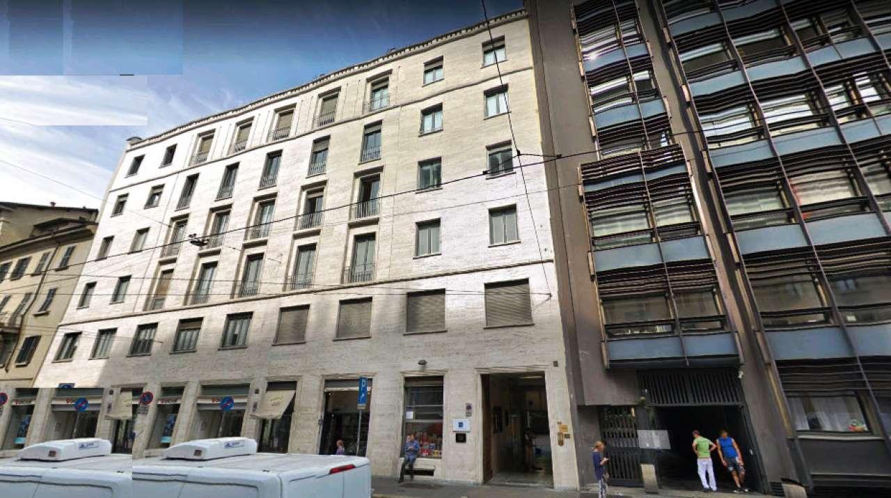 Ufficio-studio in Affitto a Milano 08 Vercelli / Magenta / Cadorna / Washington: 4 locali, 130 mq