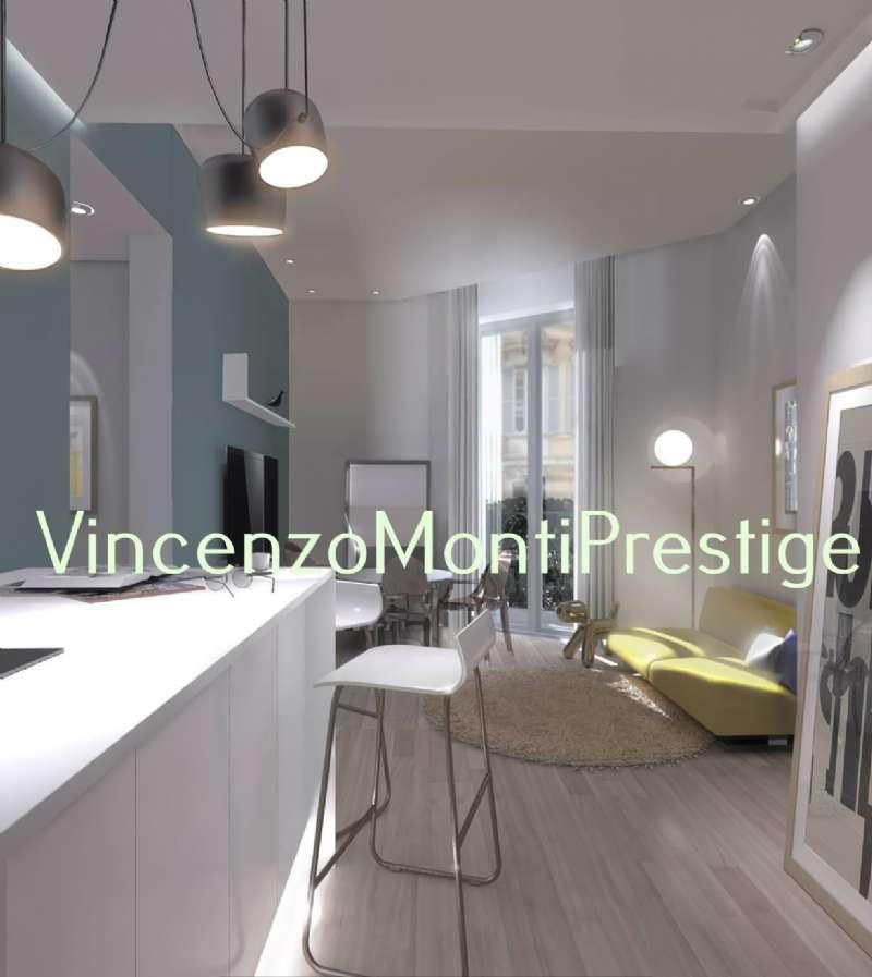 Appartamento in Vendita a Milano 05 Tribunale / Caldara:  5 locali, 210 mq  - Foto 1