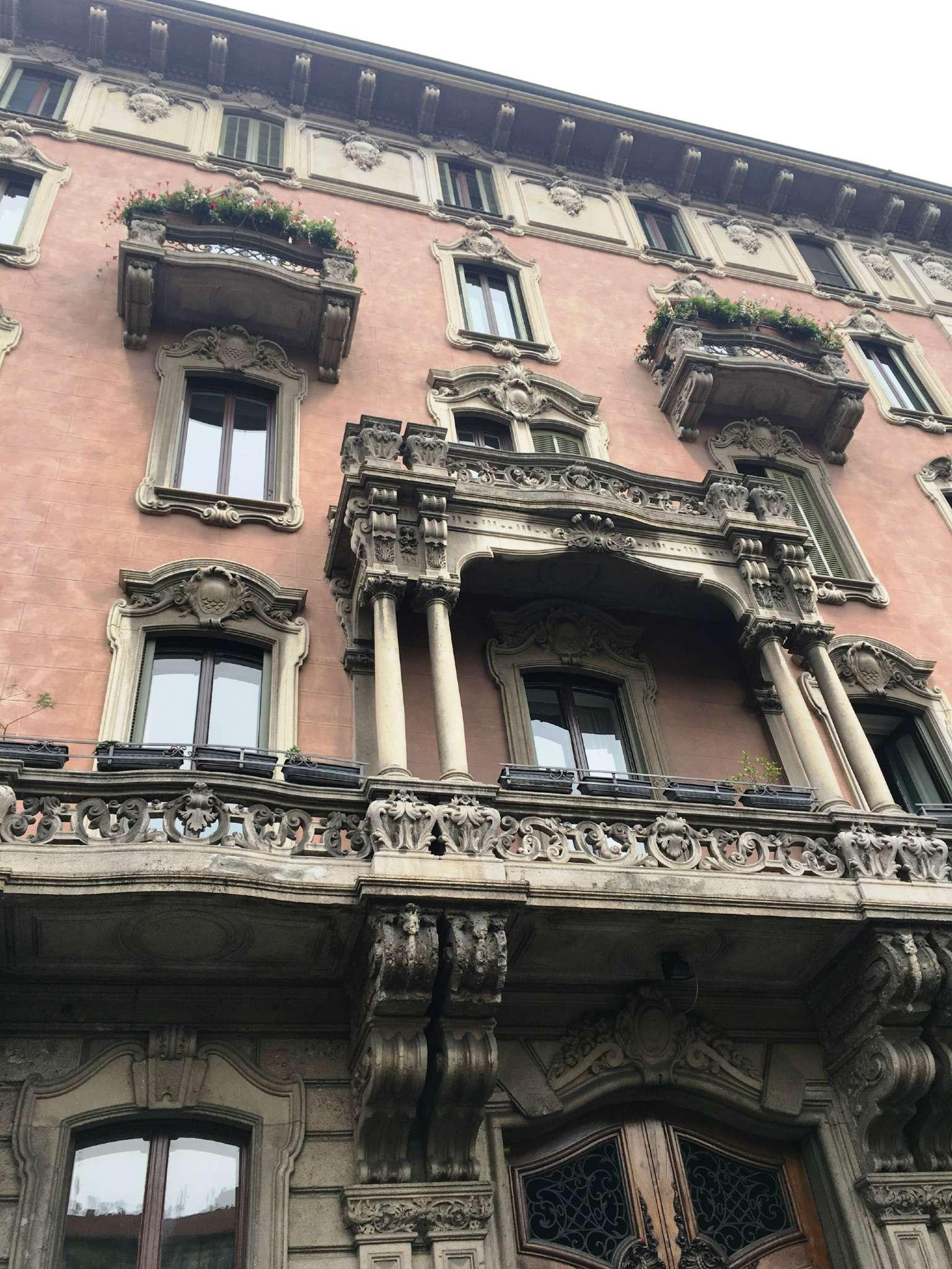 Mansarda in Affitto a Milano 08 Vercelli / Magenta / Cadorna / Washington: 4 locali, 120 mq