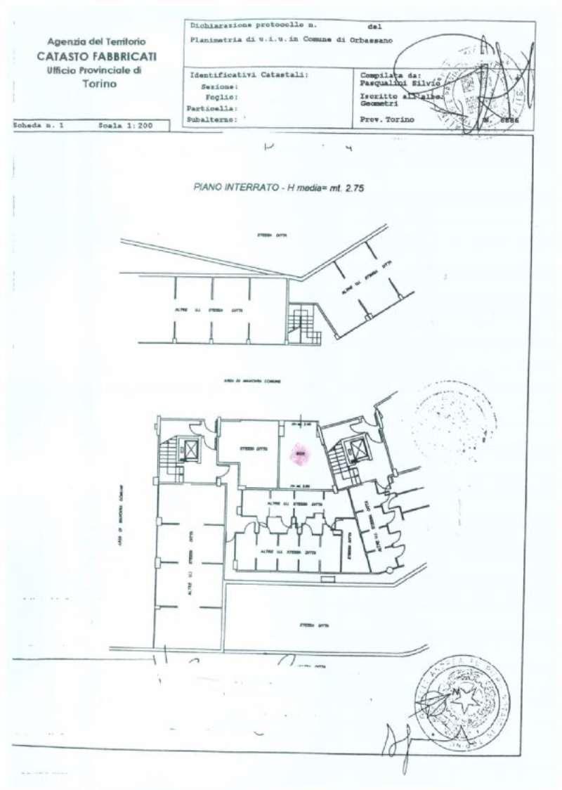 Vendita  bilocale Orbassano Vicolo Sacra San Michele 1 1033797