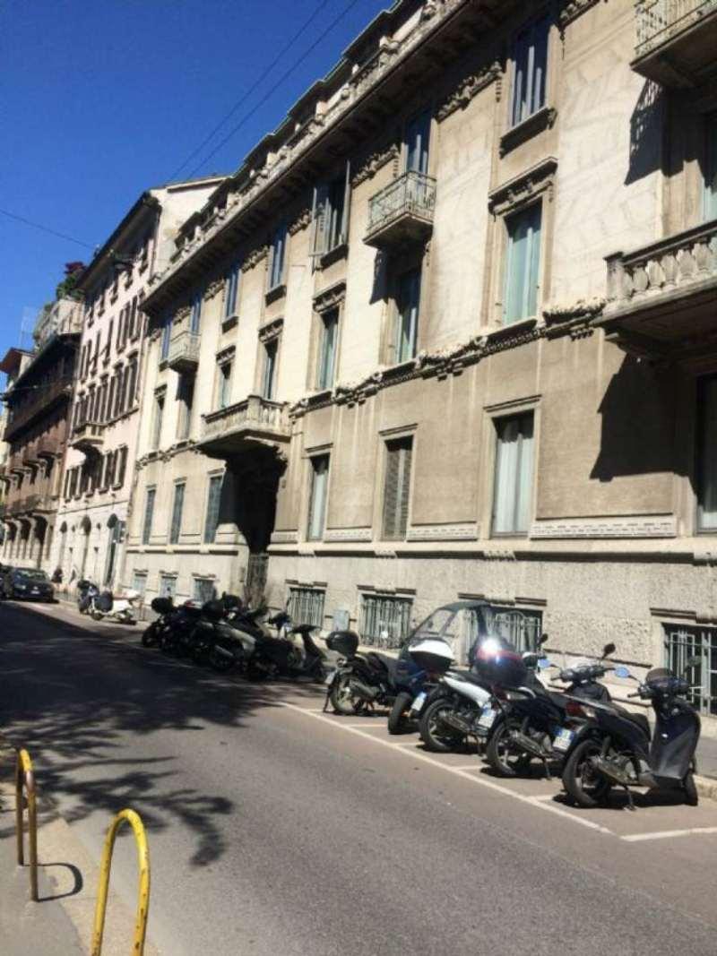 Appartamento in vendita milano via vivaio for Case in vendita milano zona brera