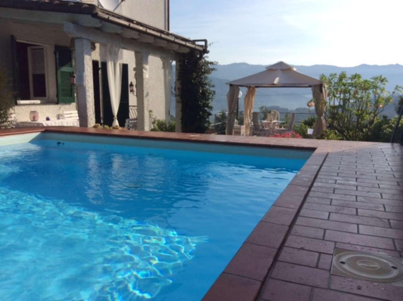 Villa in vendita a Rapallo, 8 locali, prezzo € 750.000 | CambioCasa.it