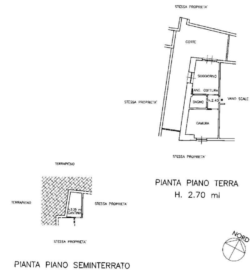 Villa in vendita a Rapallo, 4 locali, prezzo € 315.000 | CambioCasa.it