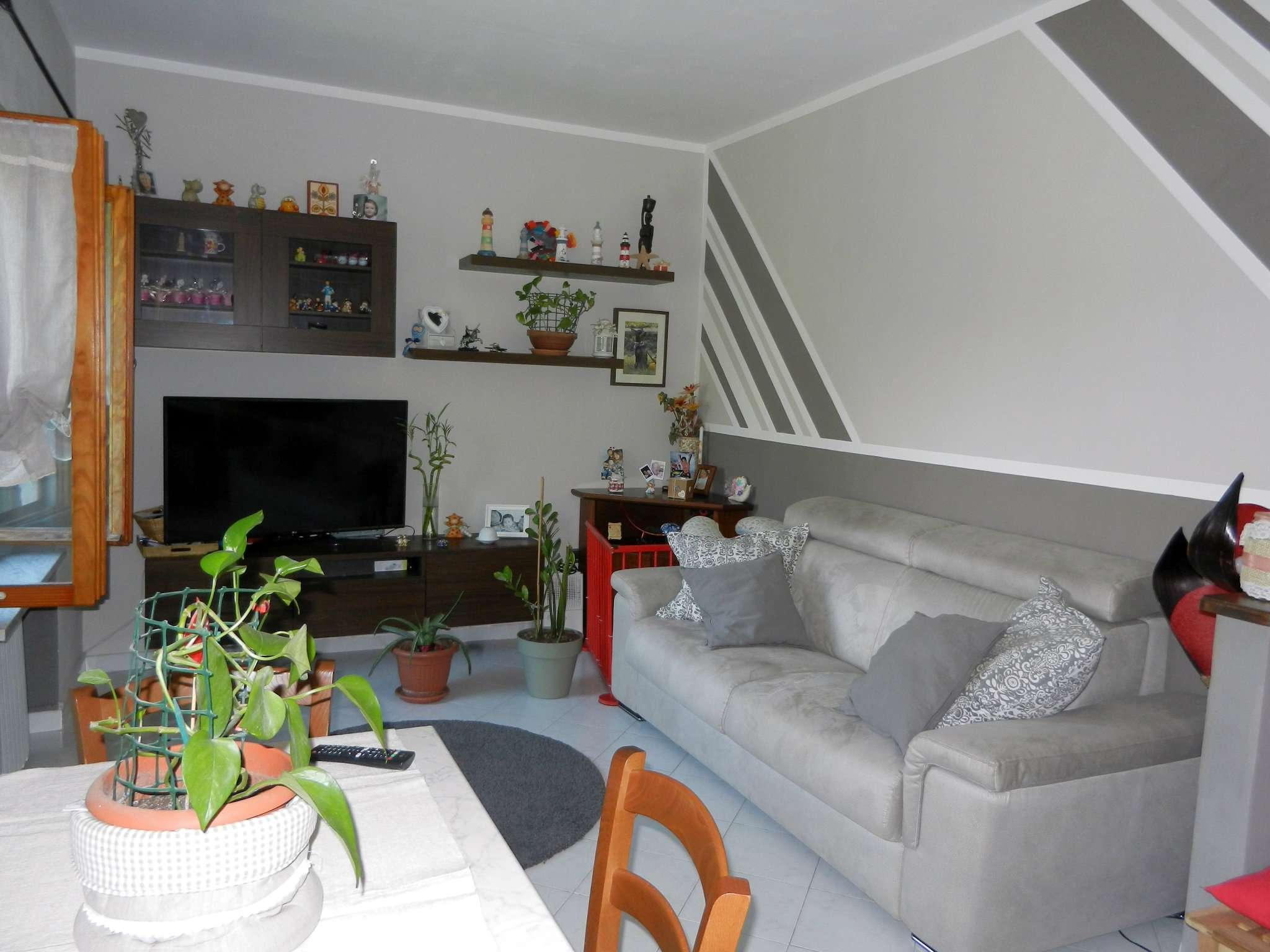 Appartamento in vendita via Canale Aldo Venaria Reale