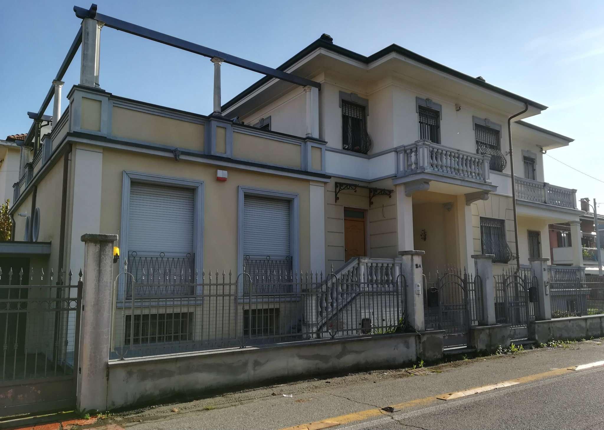 Villetta a Schiera in vendita via battisti 15 Ciriè