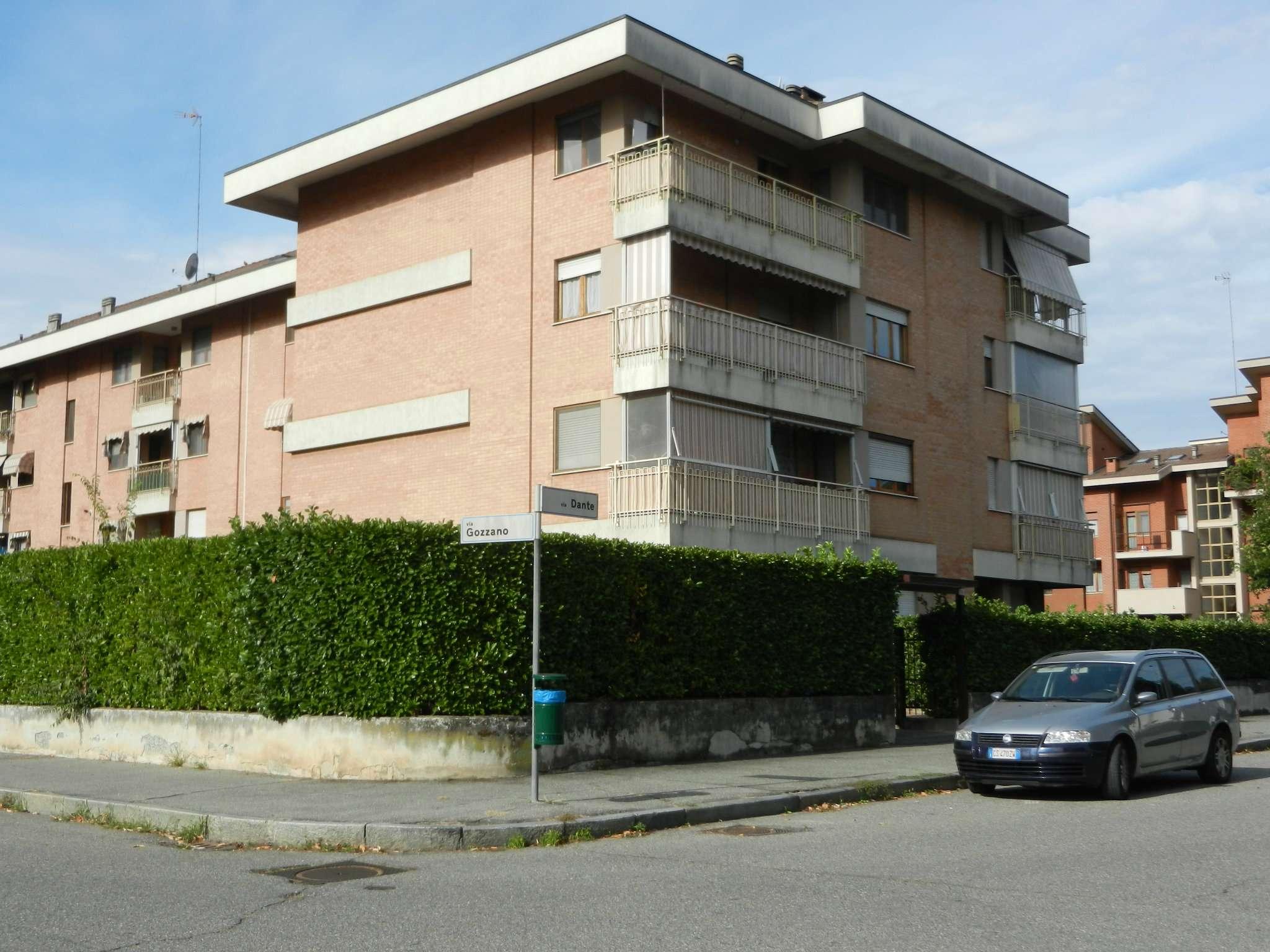 Appartamento in affitto via Dante Alighieri 26 Venaria Reale