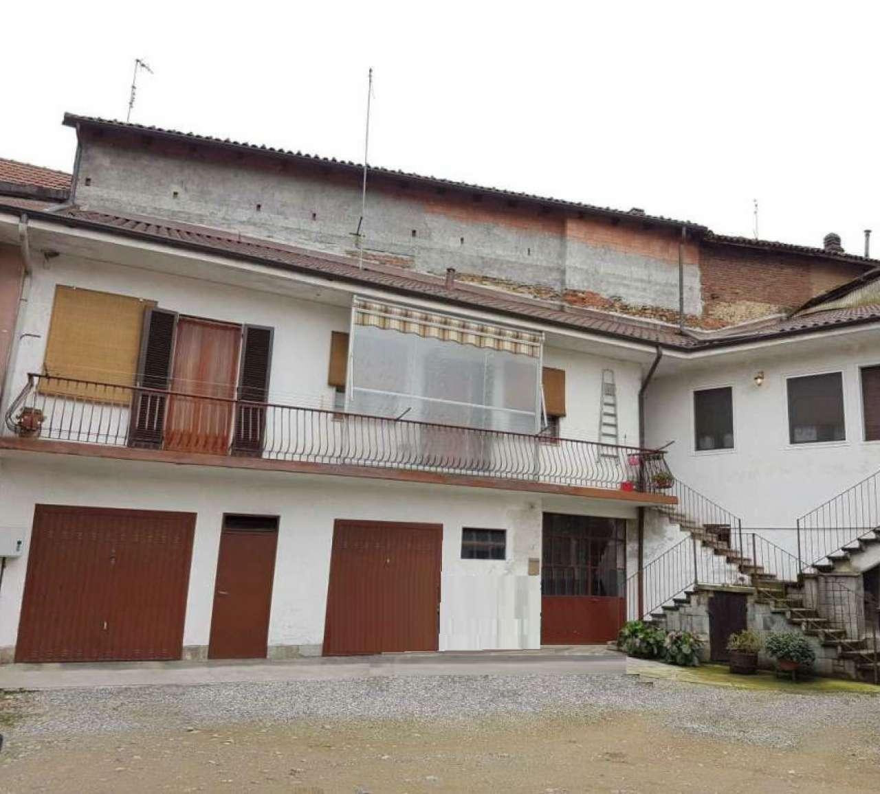 Casa Indipendente in vendita via Roma 38 Druento