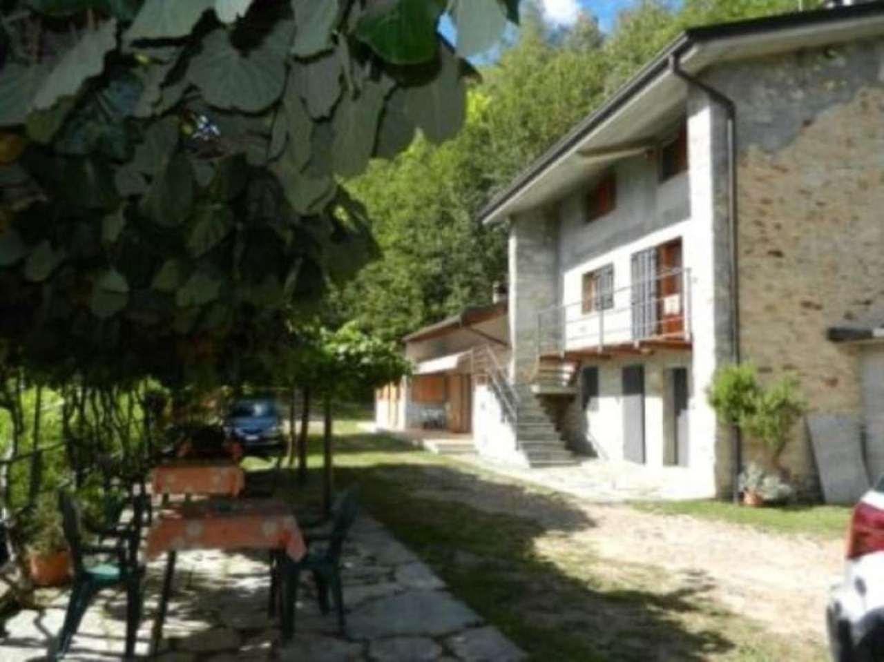 Rustico / Casale in vendita a Rueglio, 6 locali, prezzo € 165.000 | Cambio Casa.it