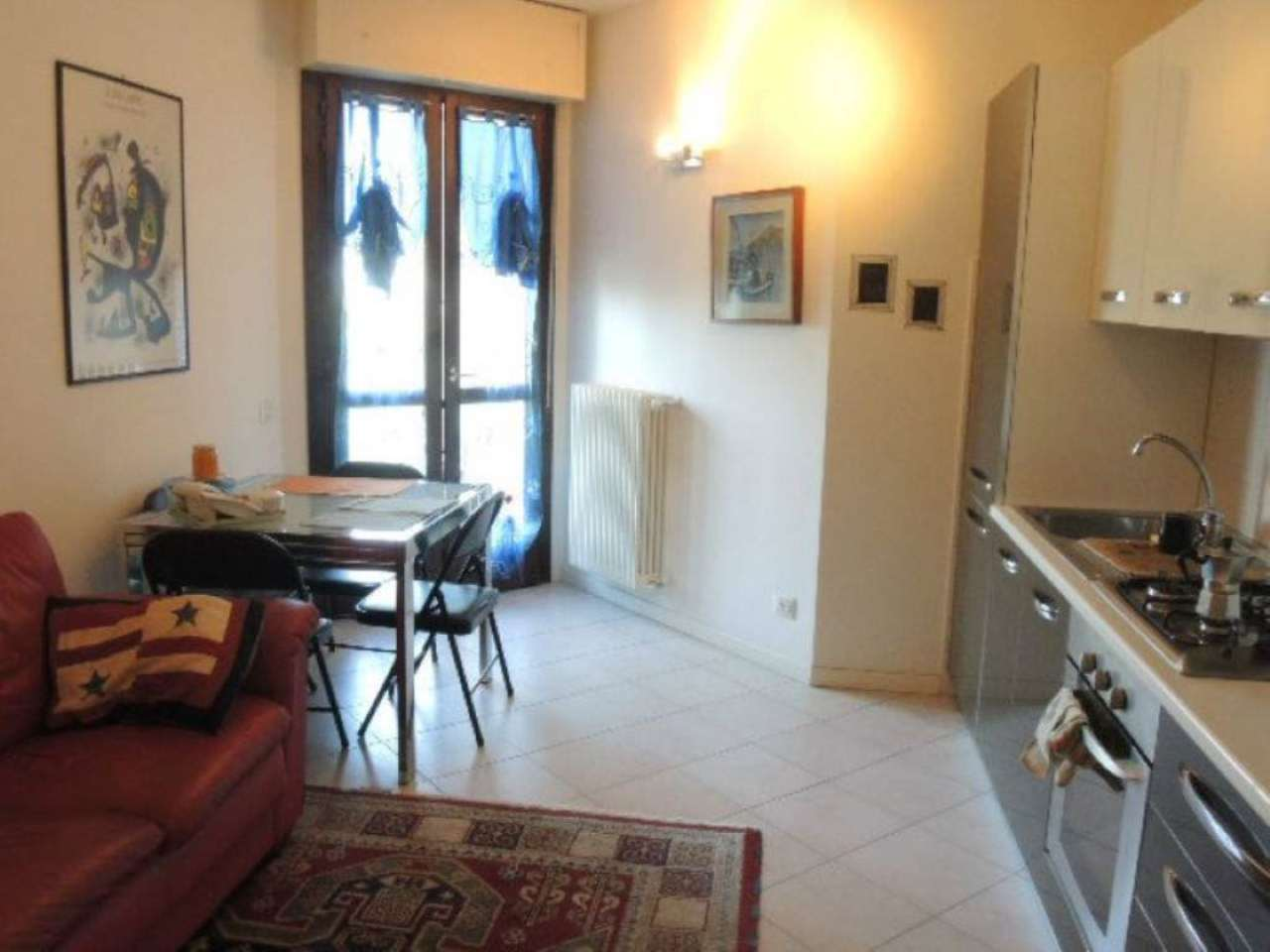 Bilocale Bergamo Via Walter Tobagi 4