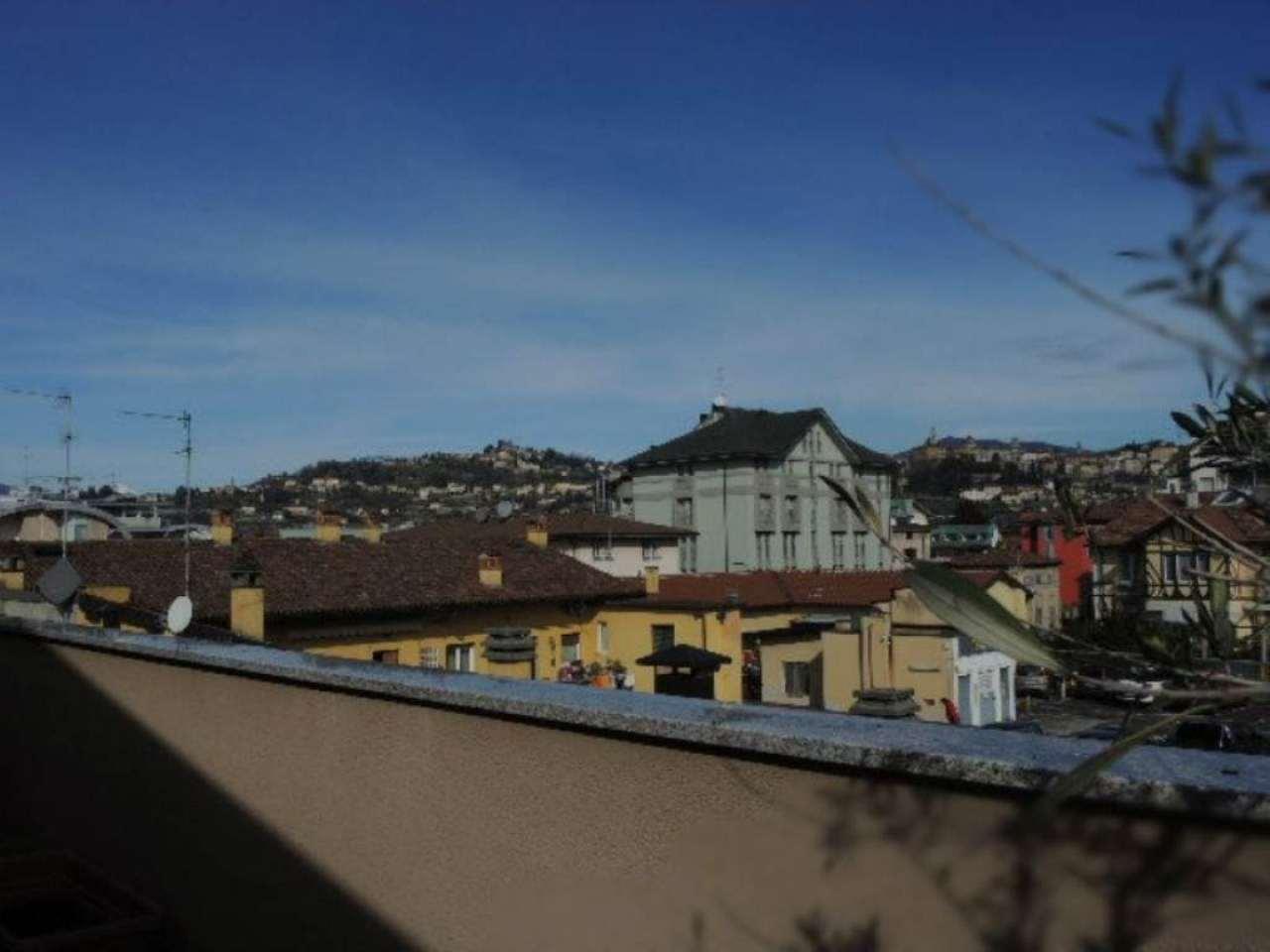 Bilocale Bergamo Via Gianbattista Moroni 3