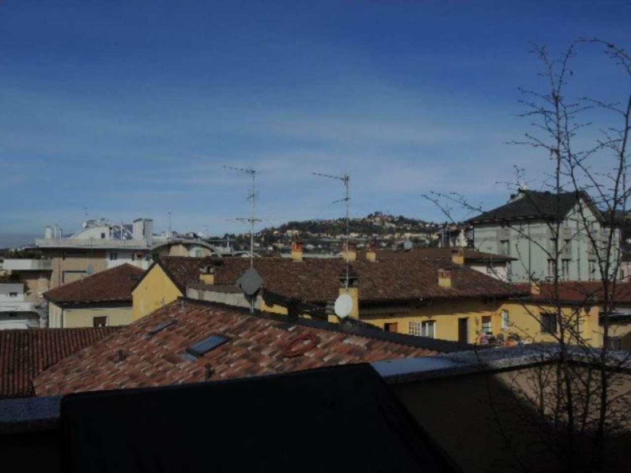 Bilocale Bergamo Via Gianbattista Moroni 4