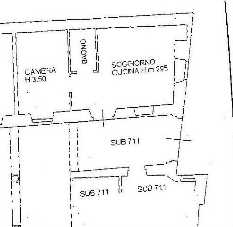 Affitto  bilocale Bergamo Via Broseta 1 906109
