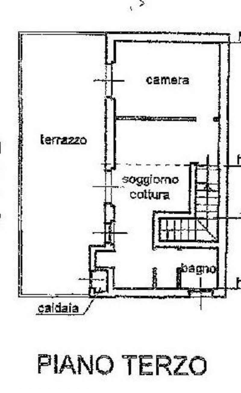 Vendita  bilocale Bergamo Via Gianbattista Moroni 1 906358