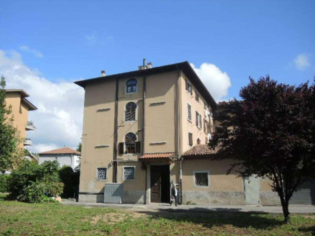 Bilocale Bergamo Passeggiata Filatoio 1