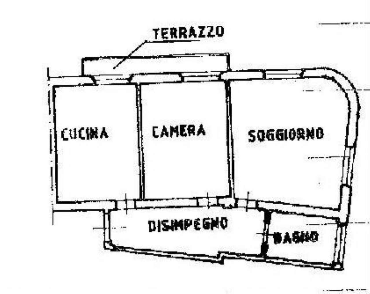 Vendita  bilocale Bergamo Via Mazzini 1 1017368