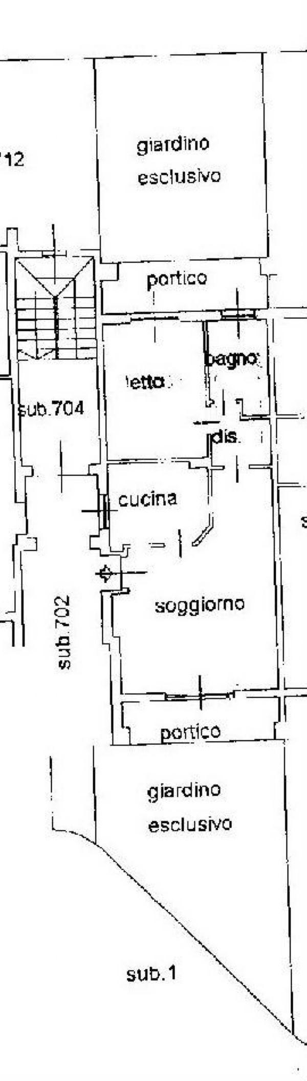 Vendita  bilocale Gorle Via Martinella 1 1059268