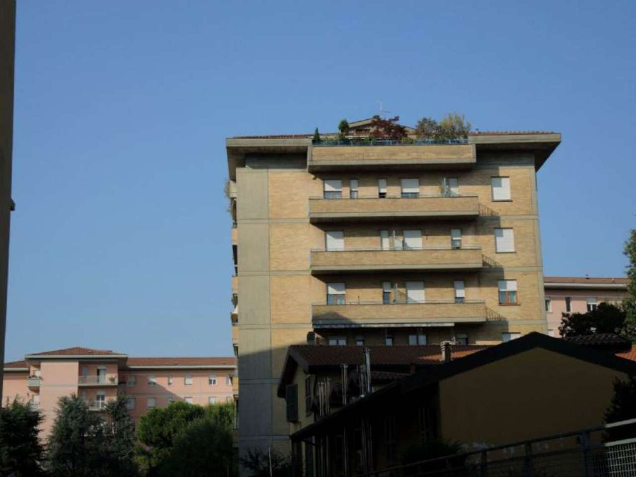 Bilocale Bergamo Via Corridoni 9