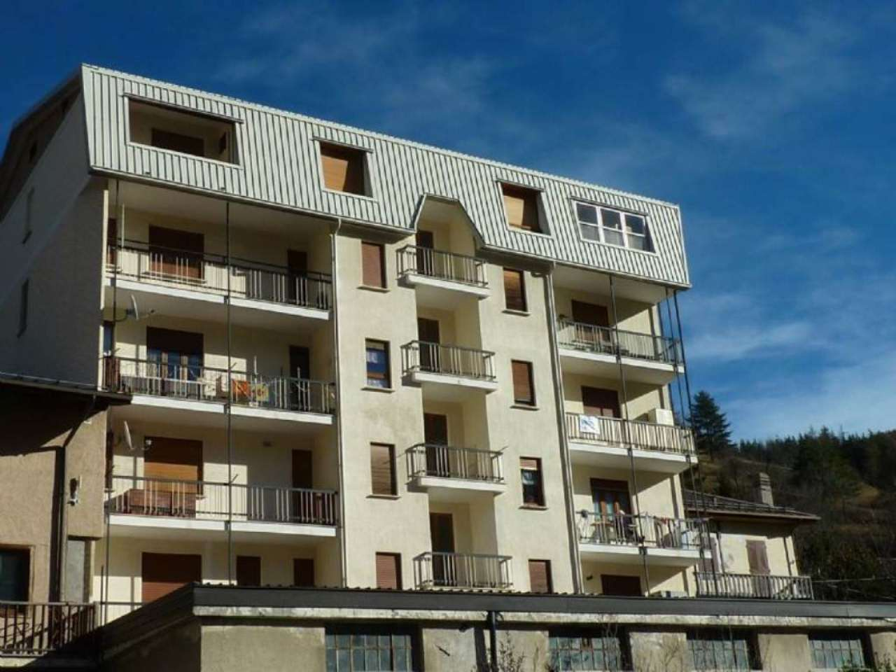 Bilocale Cesana Torinese Via Via Pinerolo 1